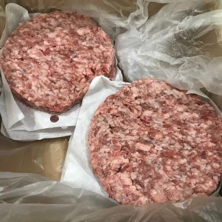 Ground Beef Patties Seattle Delivery
